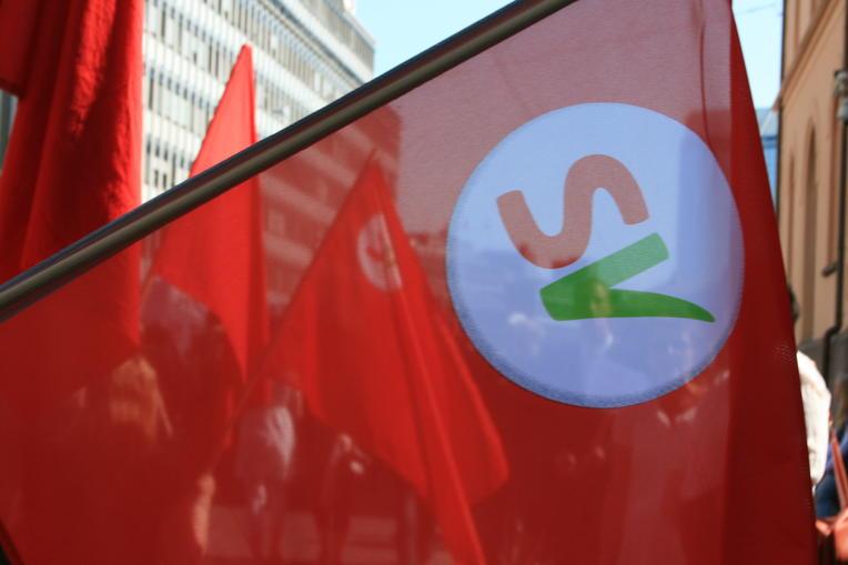 Feir første mai med Oslo SV!