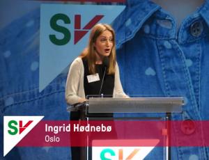 Ingrid Hodnebo