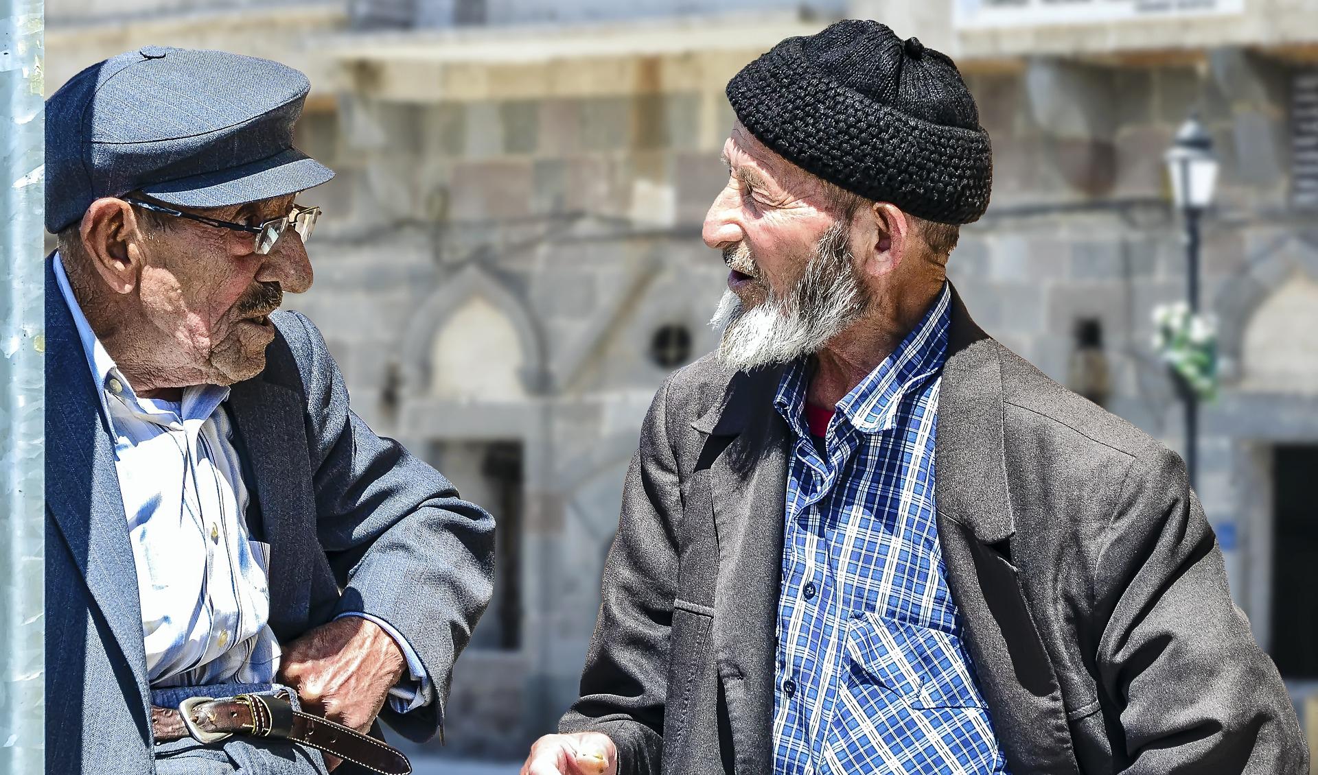 Innspillsmøte om eldre med minoritetsbkgrunn