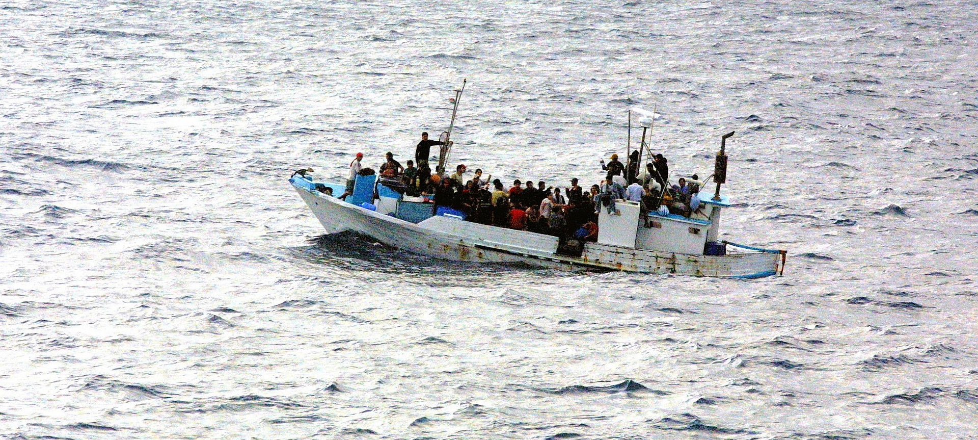 Norge må jobbe for en human løsning for flyktninger i Europa